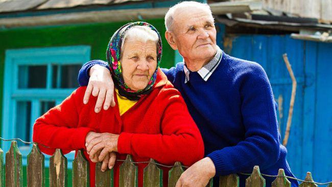Сельские пенсионеры 2019 - кому полагается прибавка к пенсии (каким профессиям)